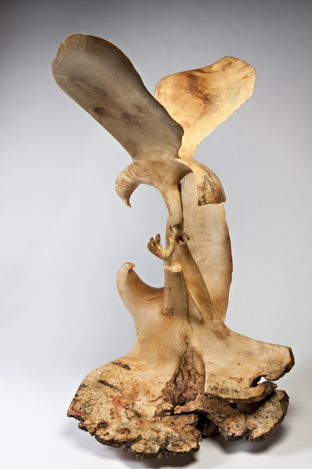 3rd Open, Traditional; Peoples' Choice Award; Carvers' Choice Award: Bill Nitzsche