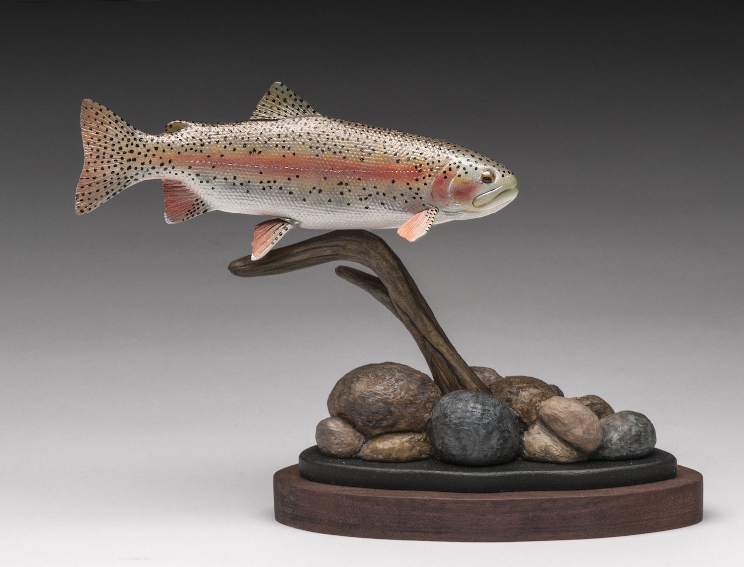 PCC2017- Best of Show Cocktail - Carl Roblee rainbow trout