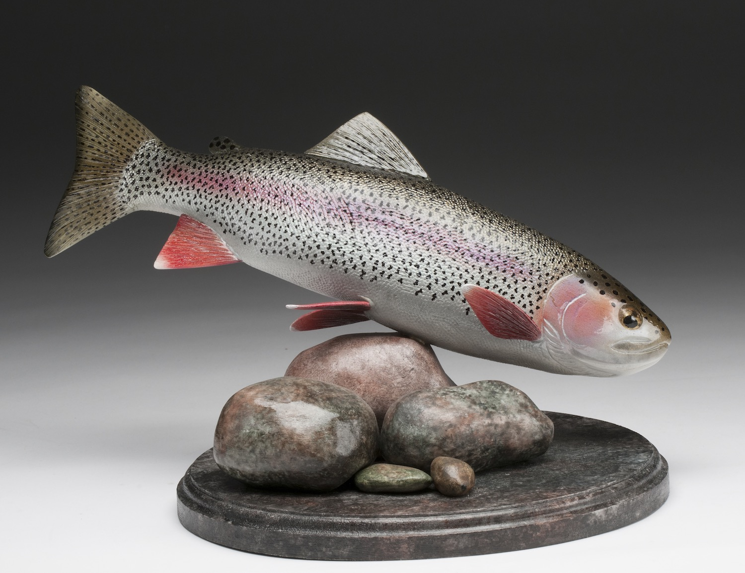 2018 Open 1st Best of Show - Dale Kotowsky - rainbow trout