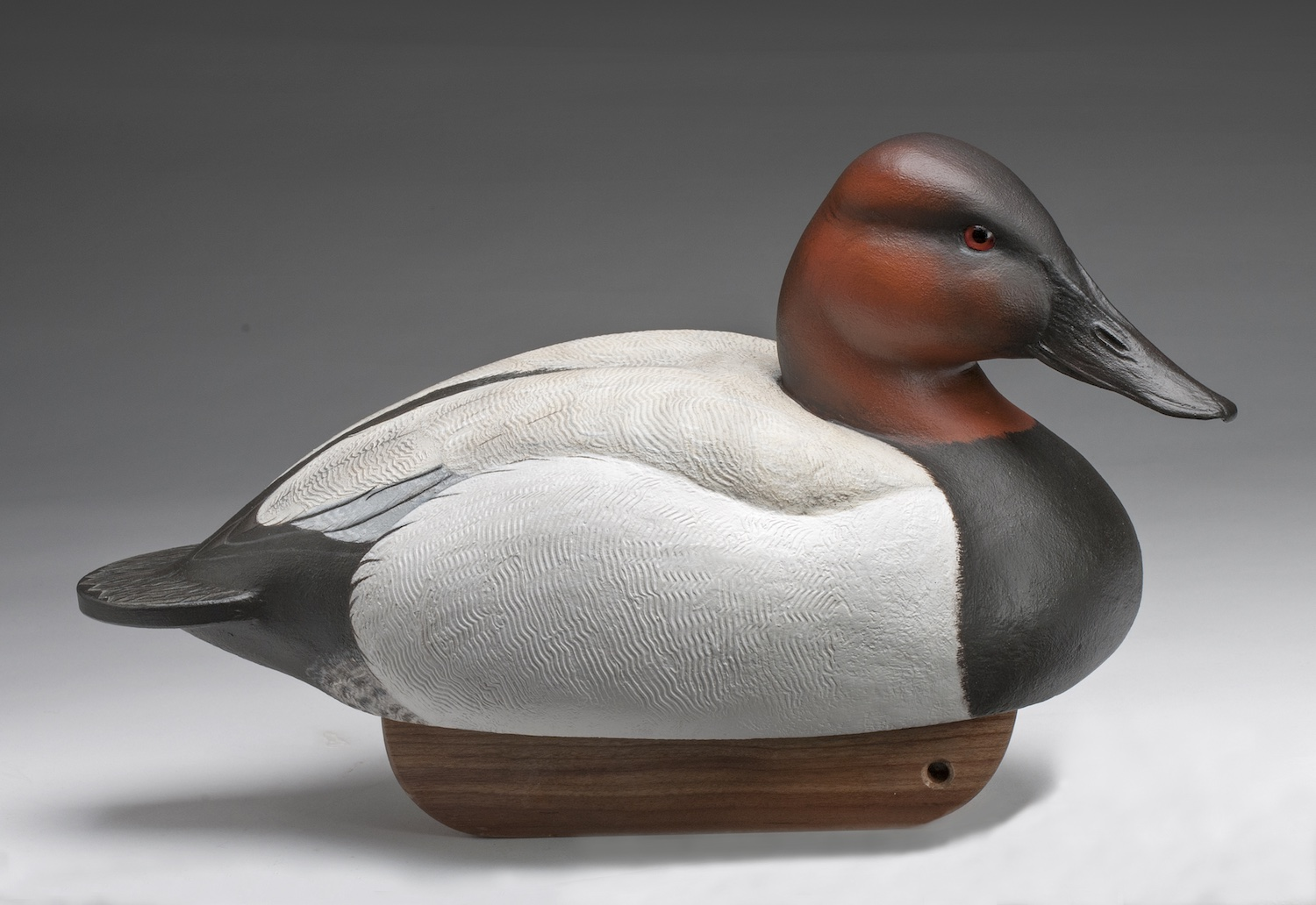 2018 Open 2nd Best of Show - Frank MacFarlane - canvasback drake