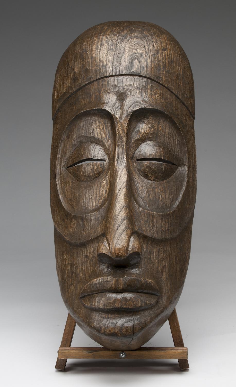 Intermediate ist Best of Show- African Spirit Mask - Barry Konzelman