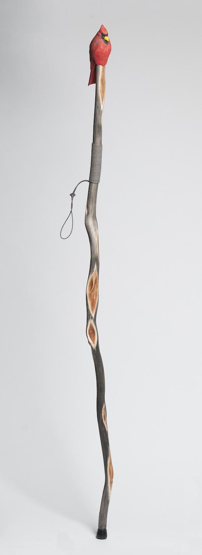 Neil Johnson Walking Stick - Al Whitfield